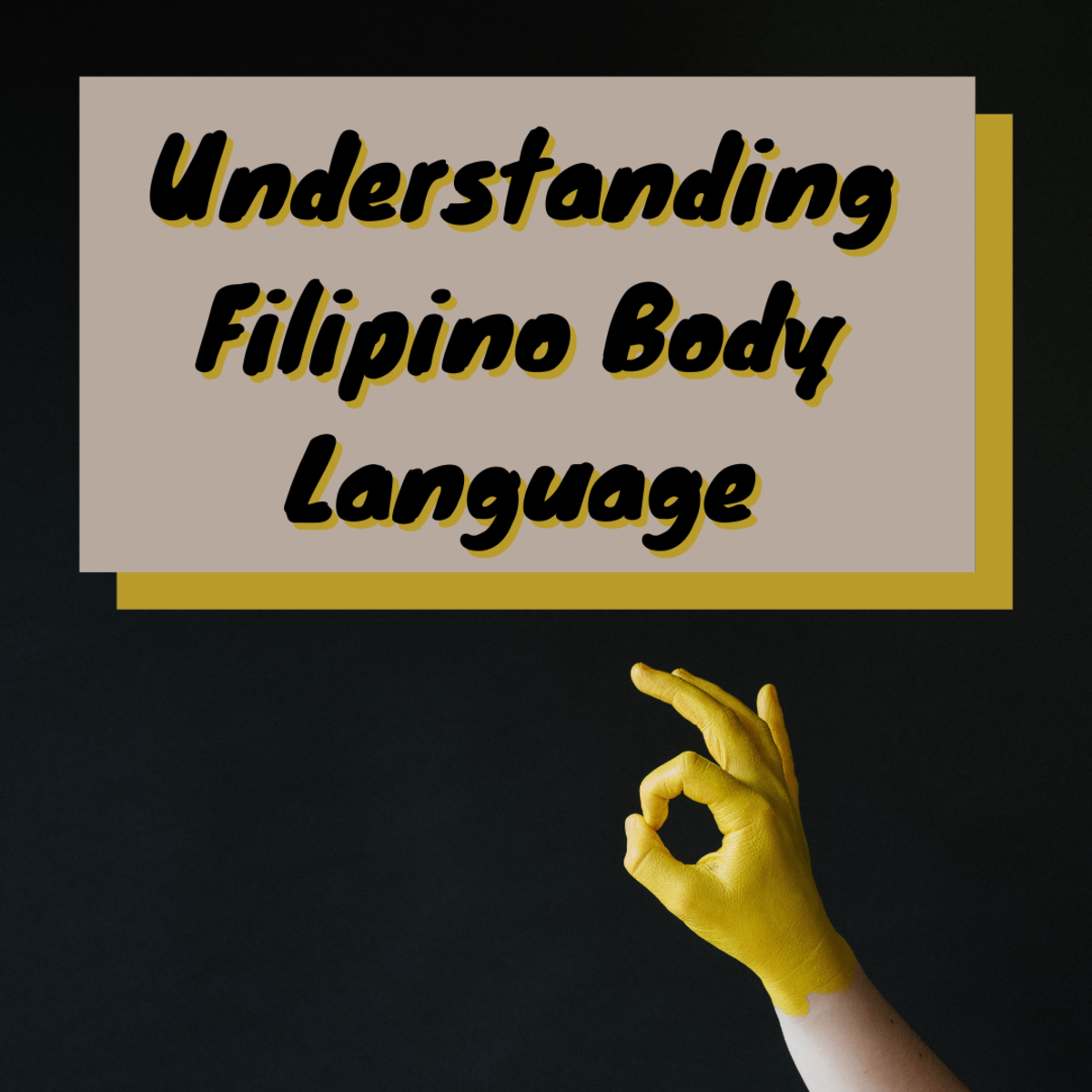 This article teaches you about Filipino body language, explaining 10 common gestures to help you understand Filipino culture better!