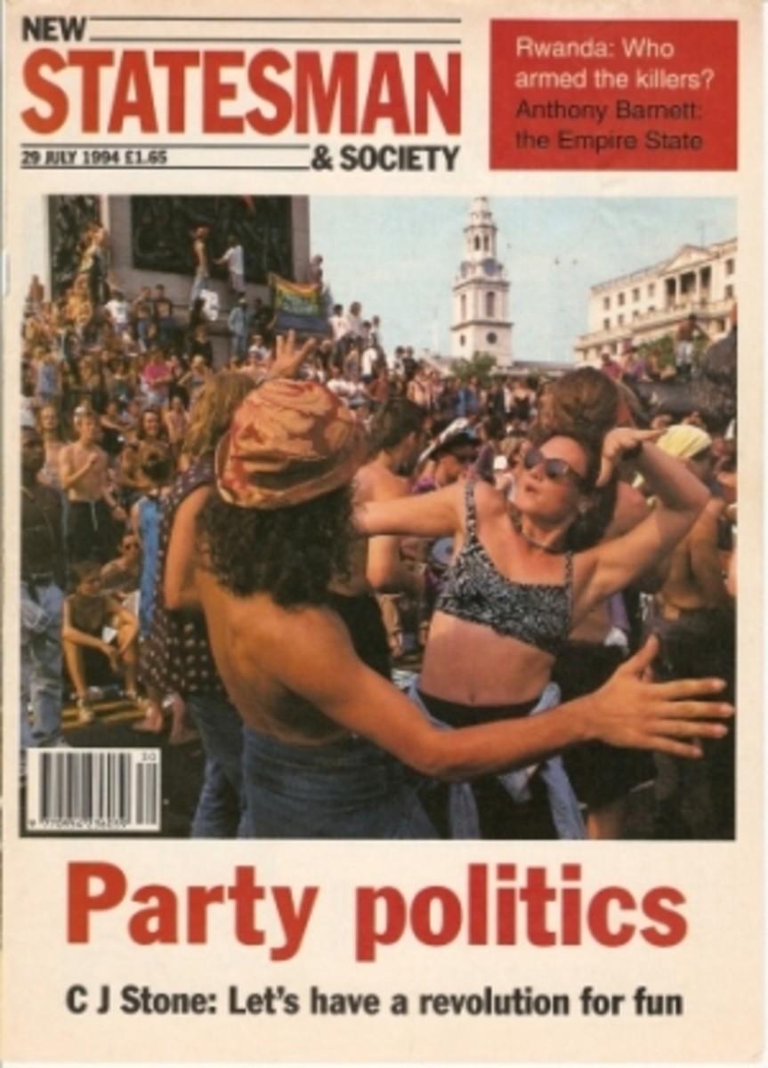 The New Statesman July 1994