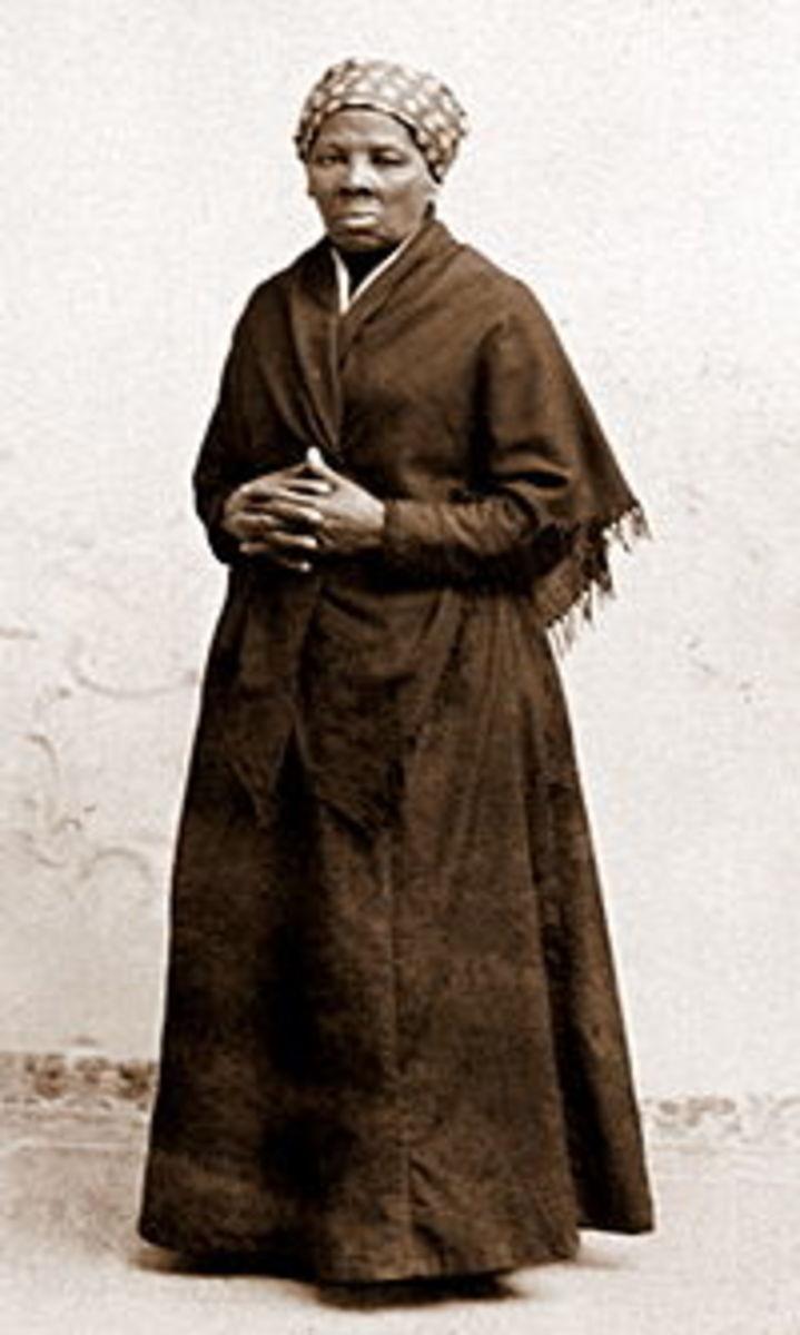 Harriet Tubman circa 1885