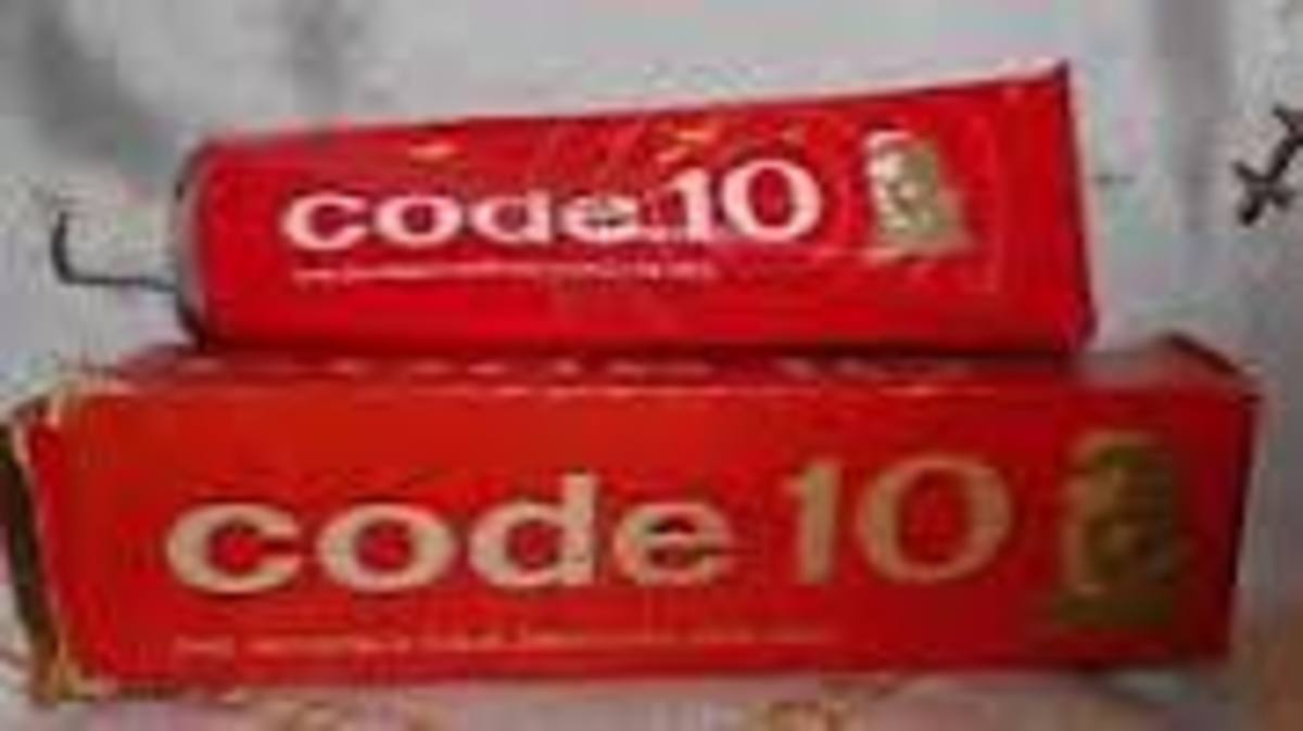 Code 10 and Vitalis were the ONLY hair tonics for men that I was allowed to wear.