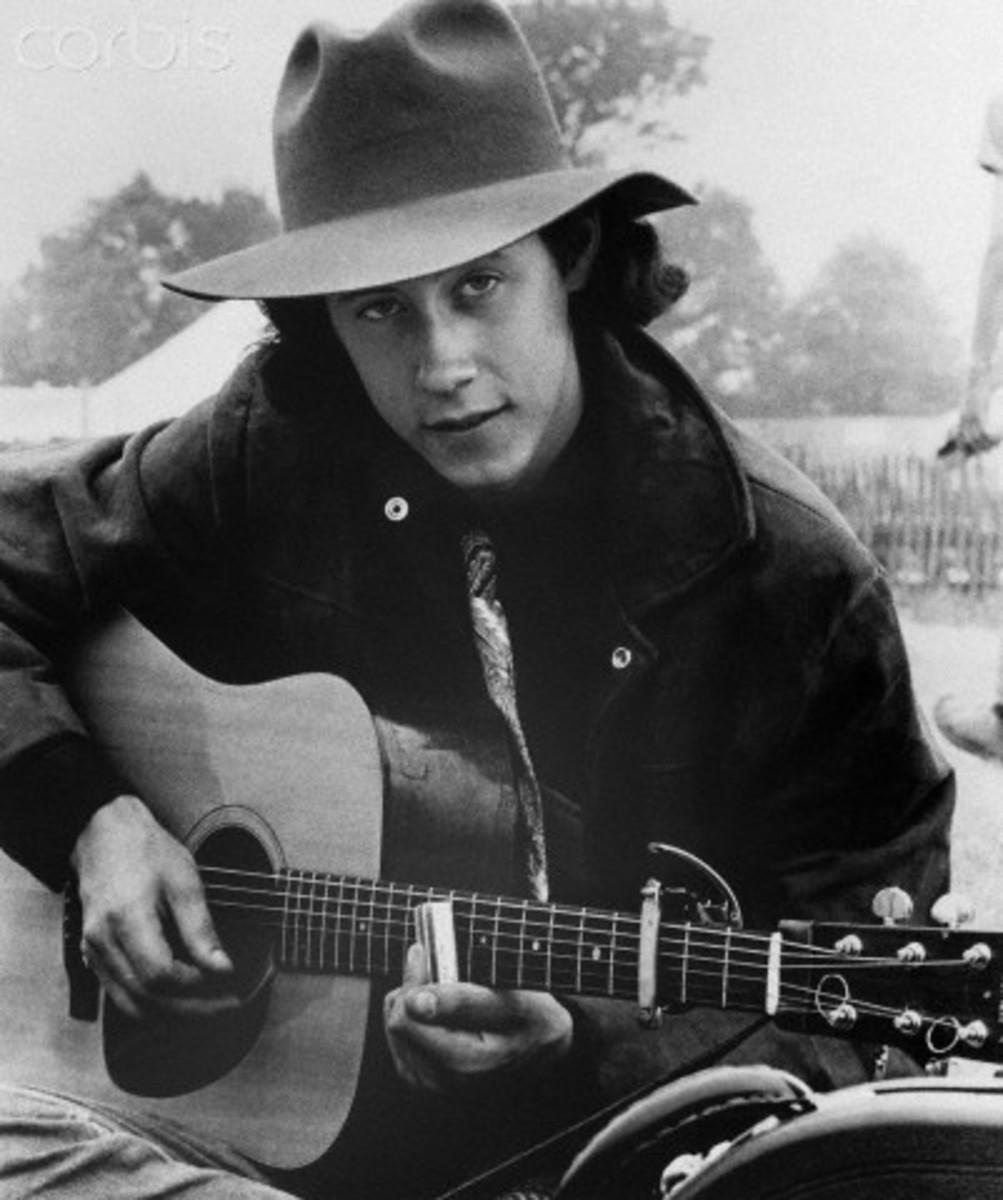 Arlo Guthrie.