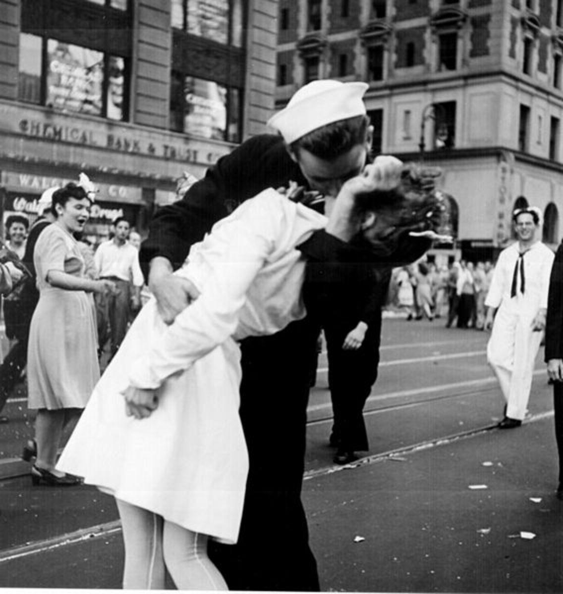A Classic Kiss