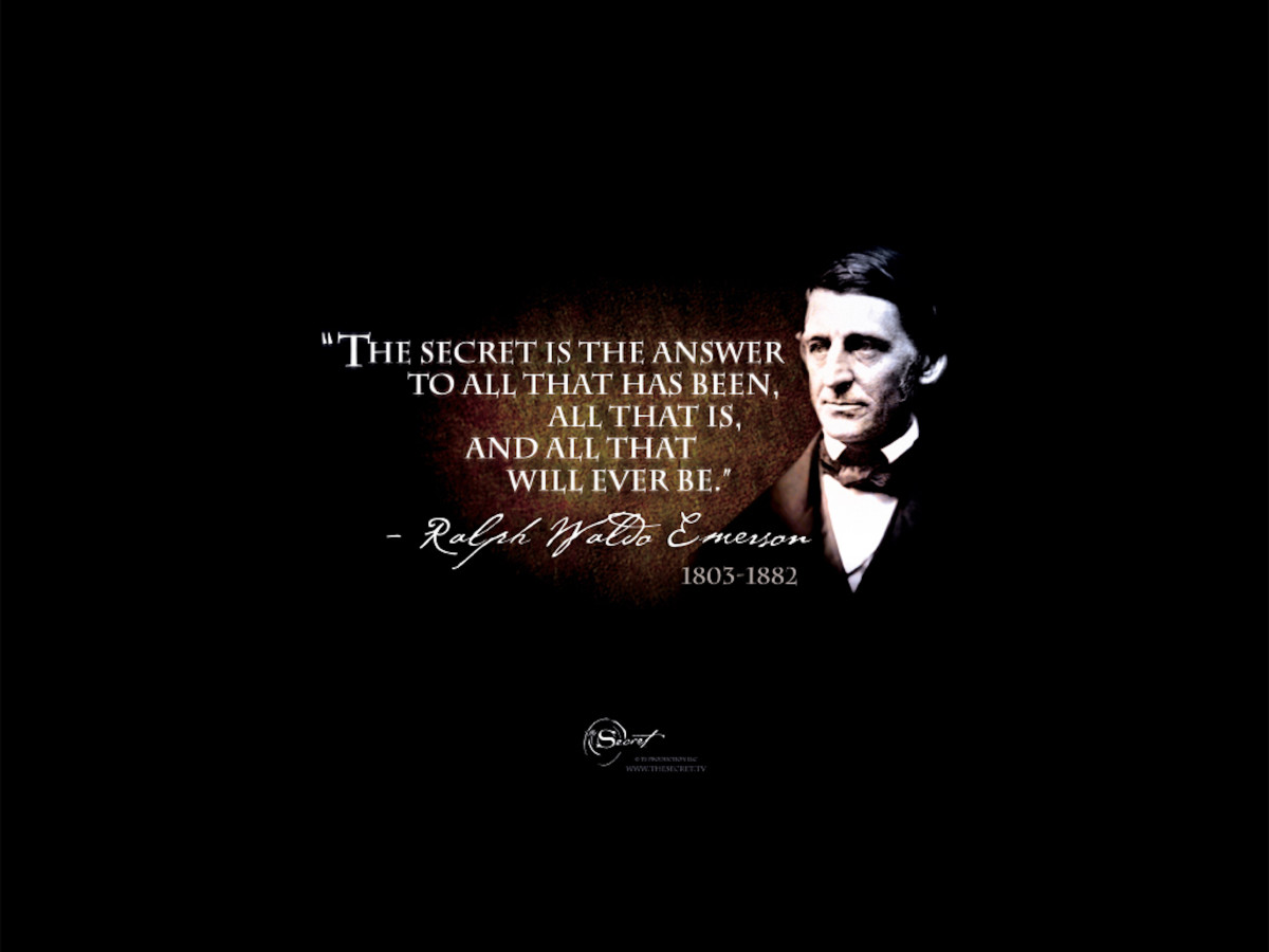 Quotation by Ralph Waldo Emerson