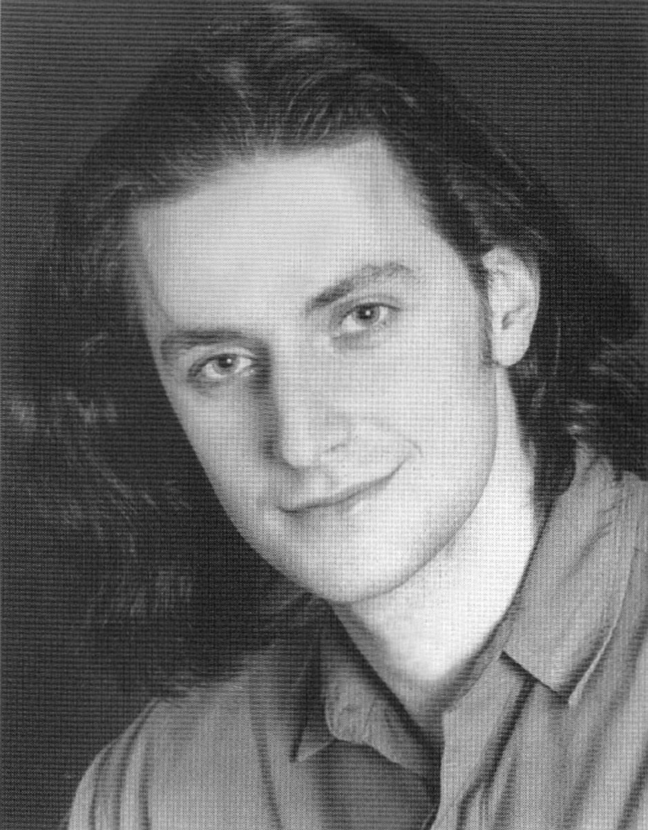 Young Richard Armitage
