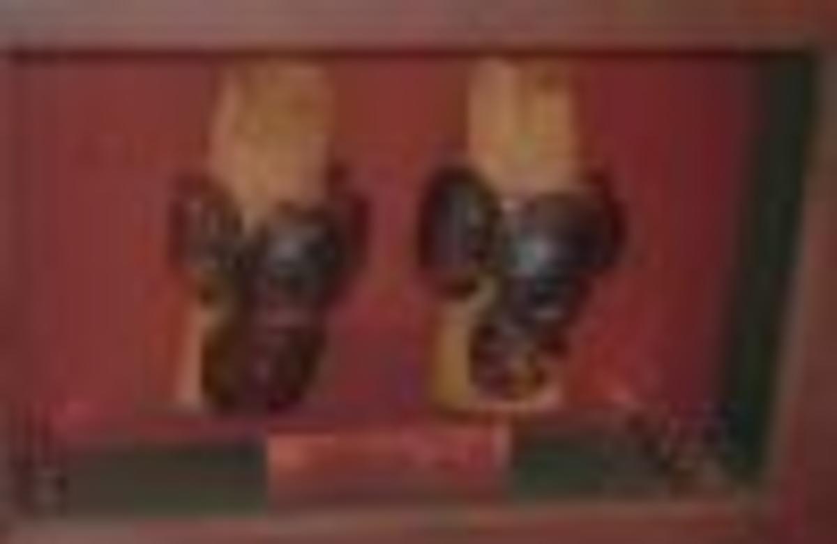 More leg rattles