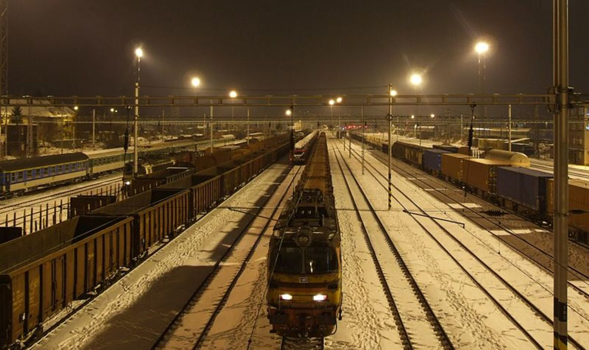 Night Train: A Short Story