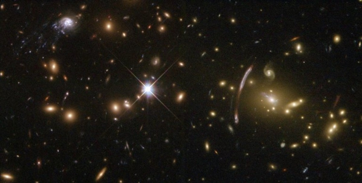 These are distant galaxies. Communication from one galaxy to another galaxy is virtually impossible due to the light speed limit