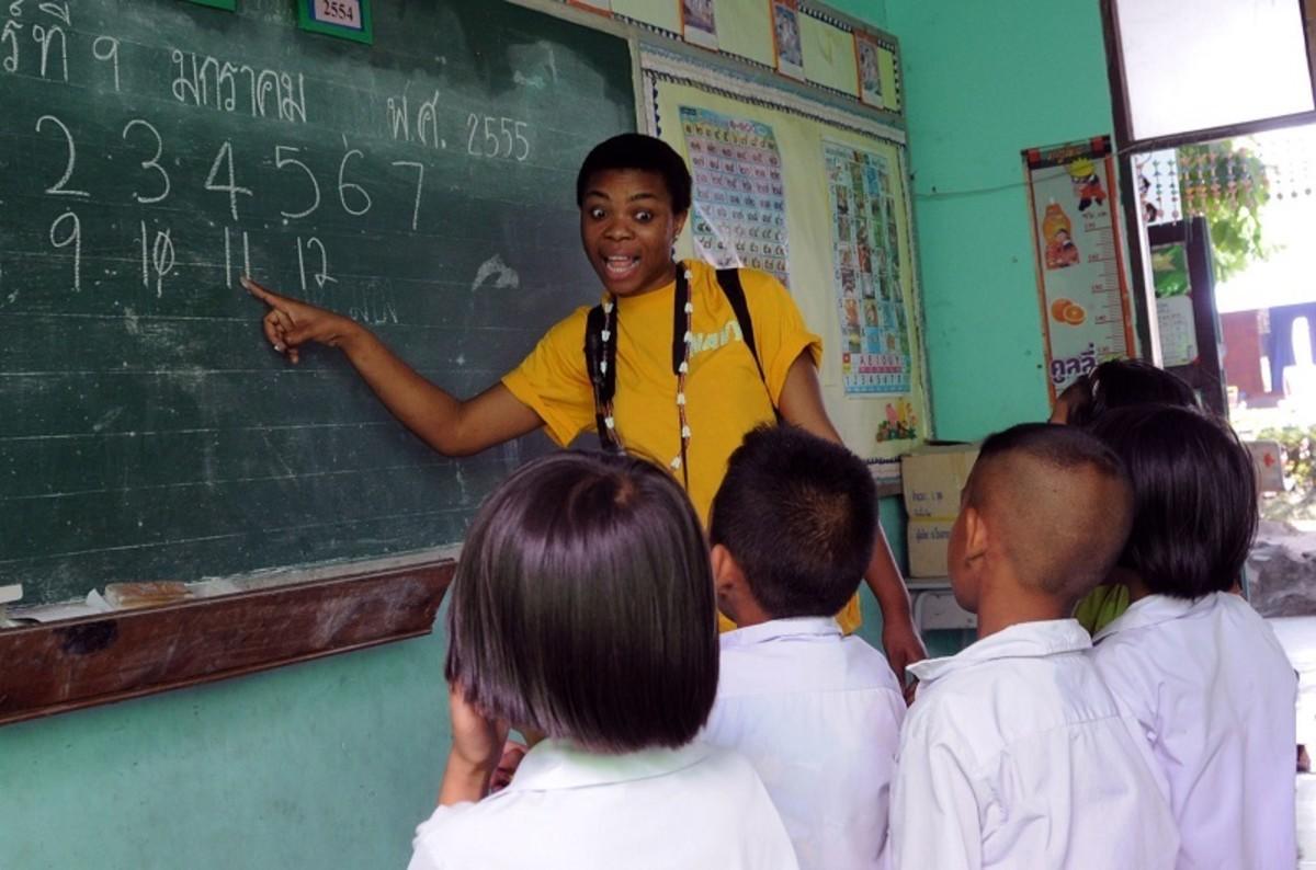 Earn While You Travel: Teach English Overseas