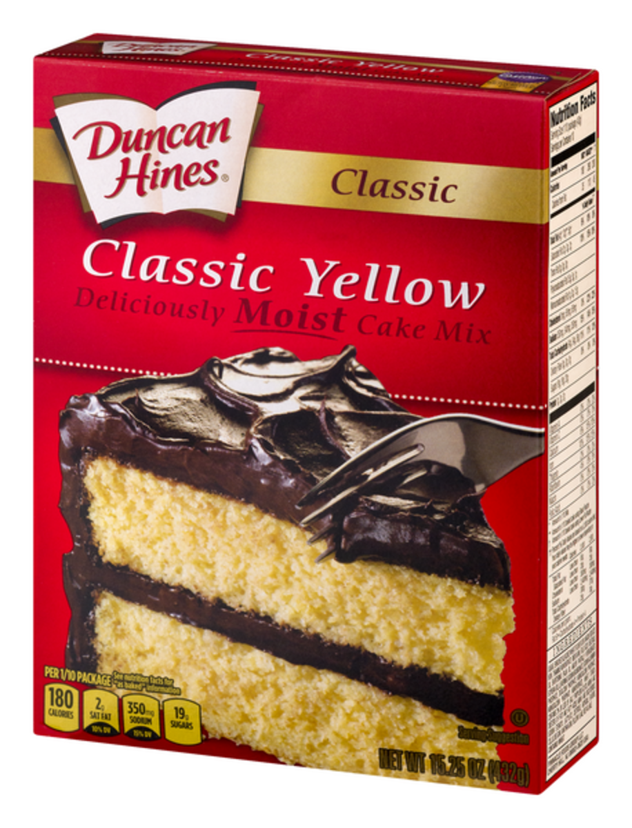 In 1953, a 19-ounce box of Duncan Hines cake mix cost 29 cents.