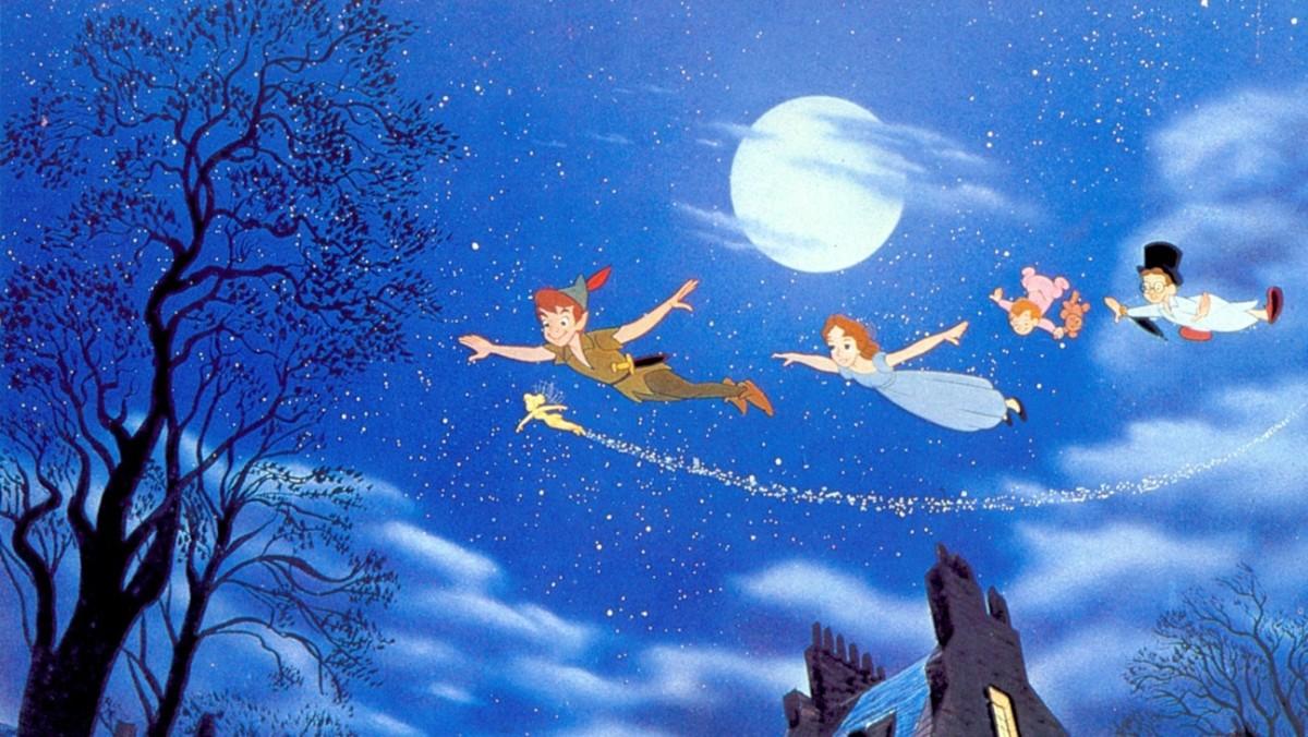 In 1953, Peter Pan was a top-grossing movie.