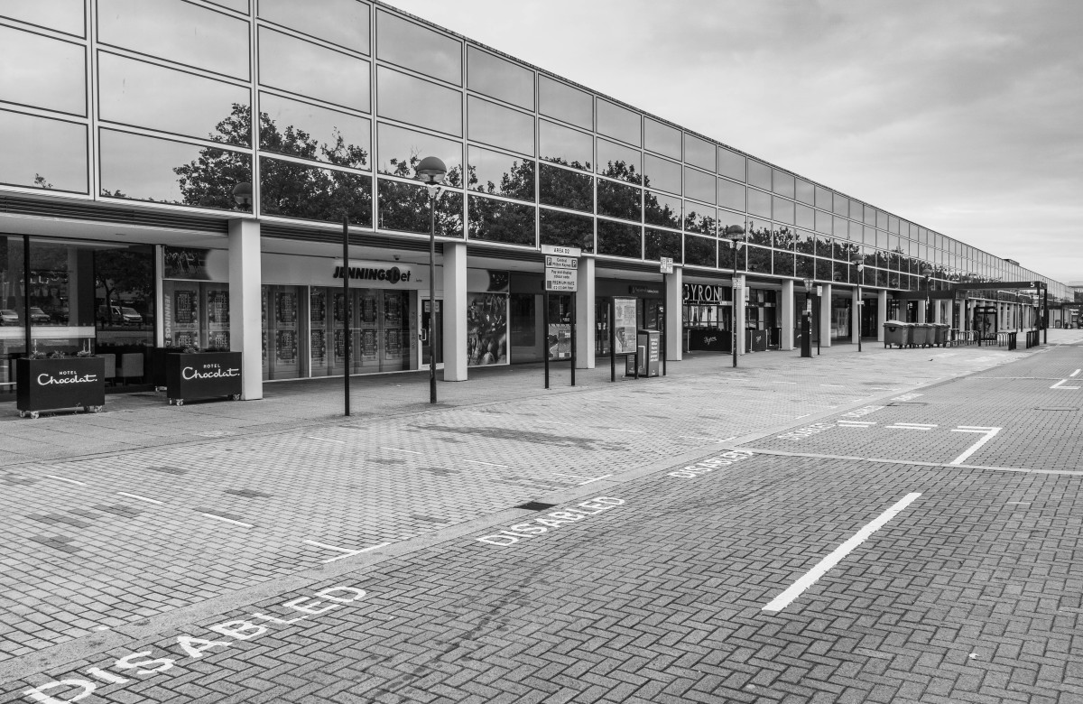 The Shopping Building, now branded as The Centre:MK