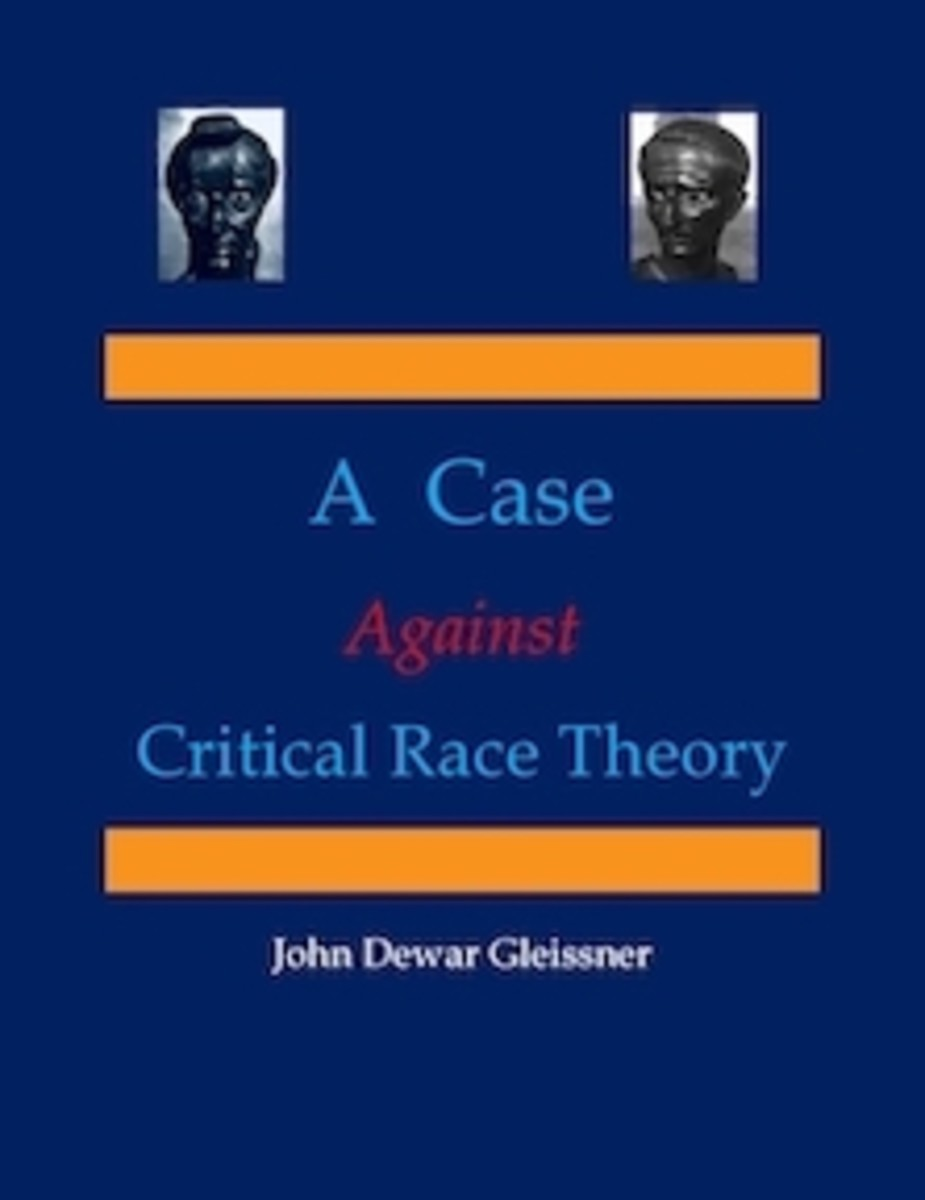 Book Cover - A Case Against Critical Race Theory