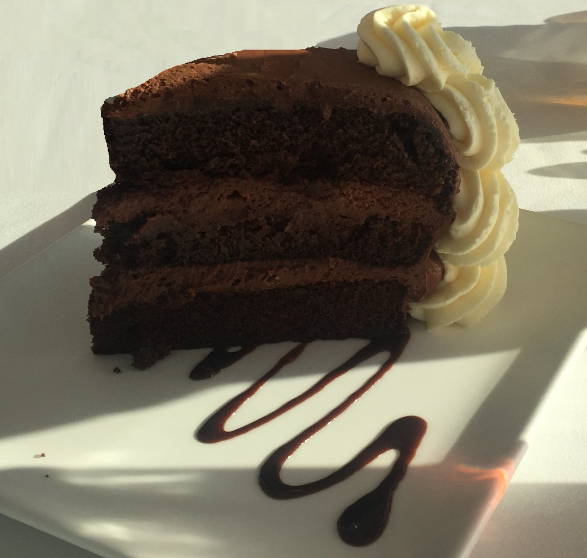 Chocolate Lovers Chocolate Cake