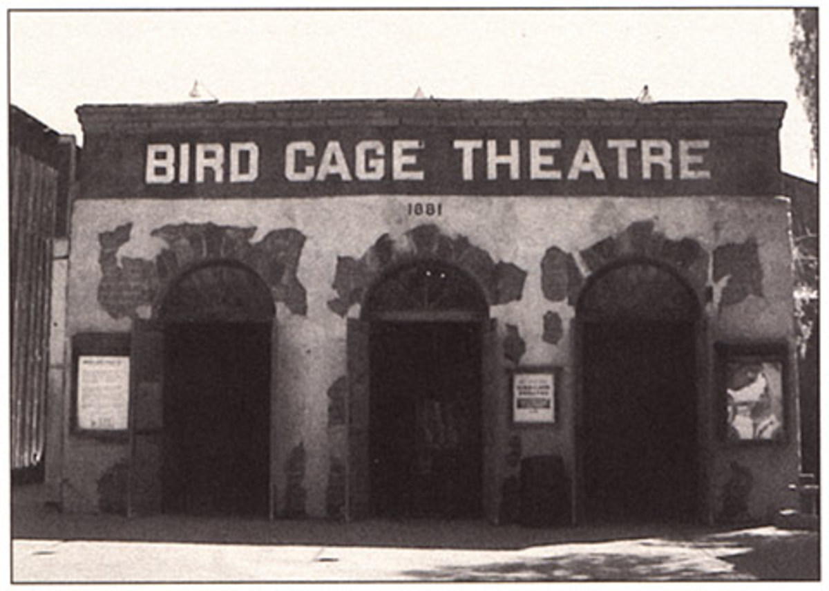 Bird Cage back in the day.