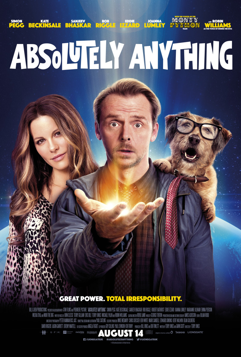 Absolutely Anything 'Review'