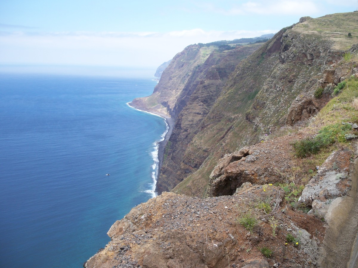 Views From Ponta Do Pargo