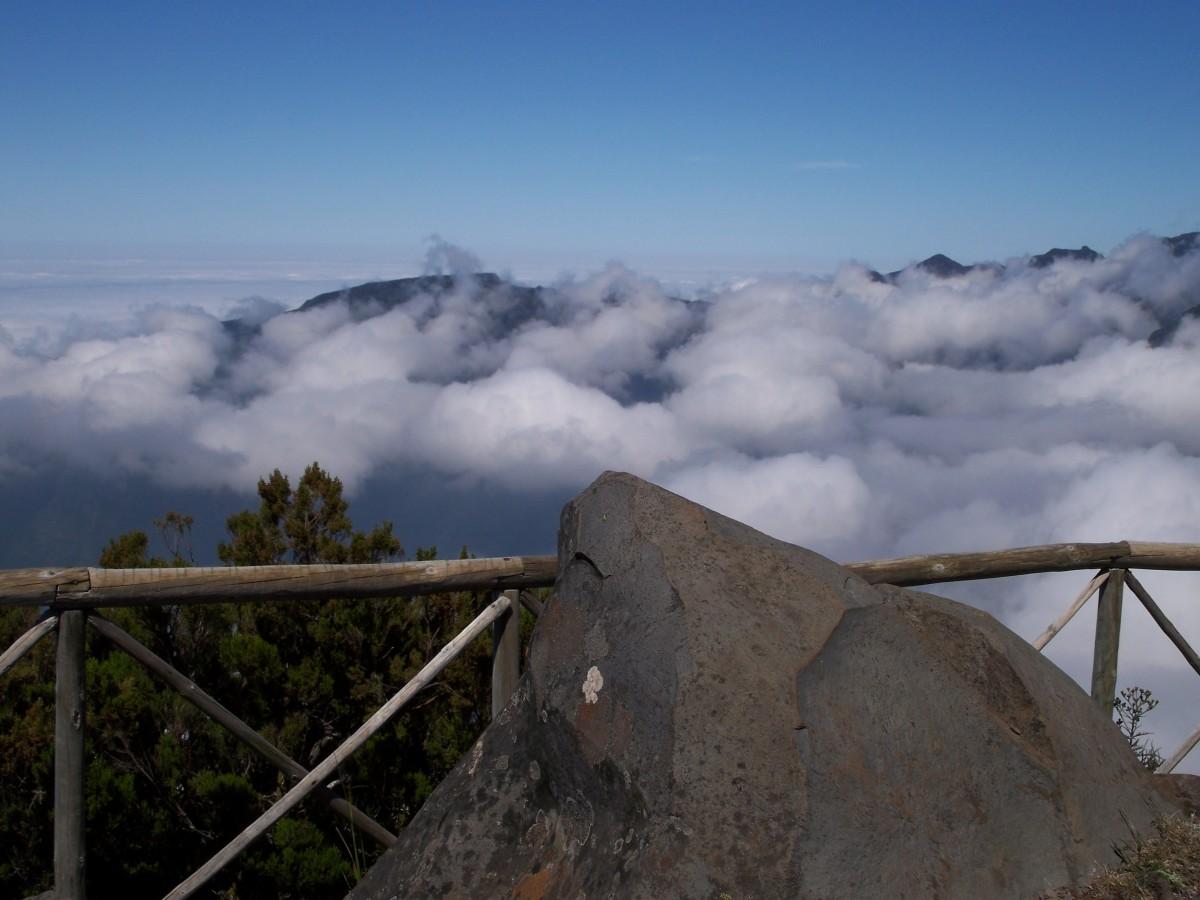 Views, Pico De Barcelos, Madeira