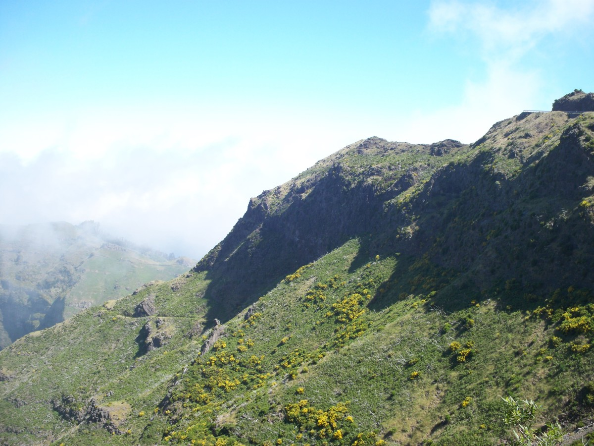 Rugged Mountain Walks, Madeira