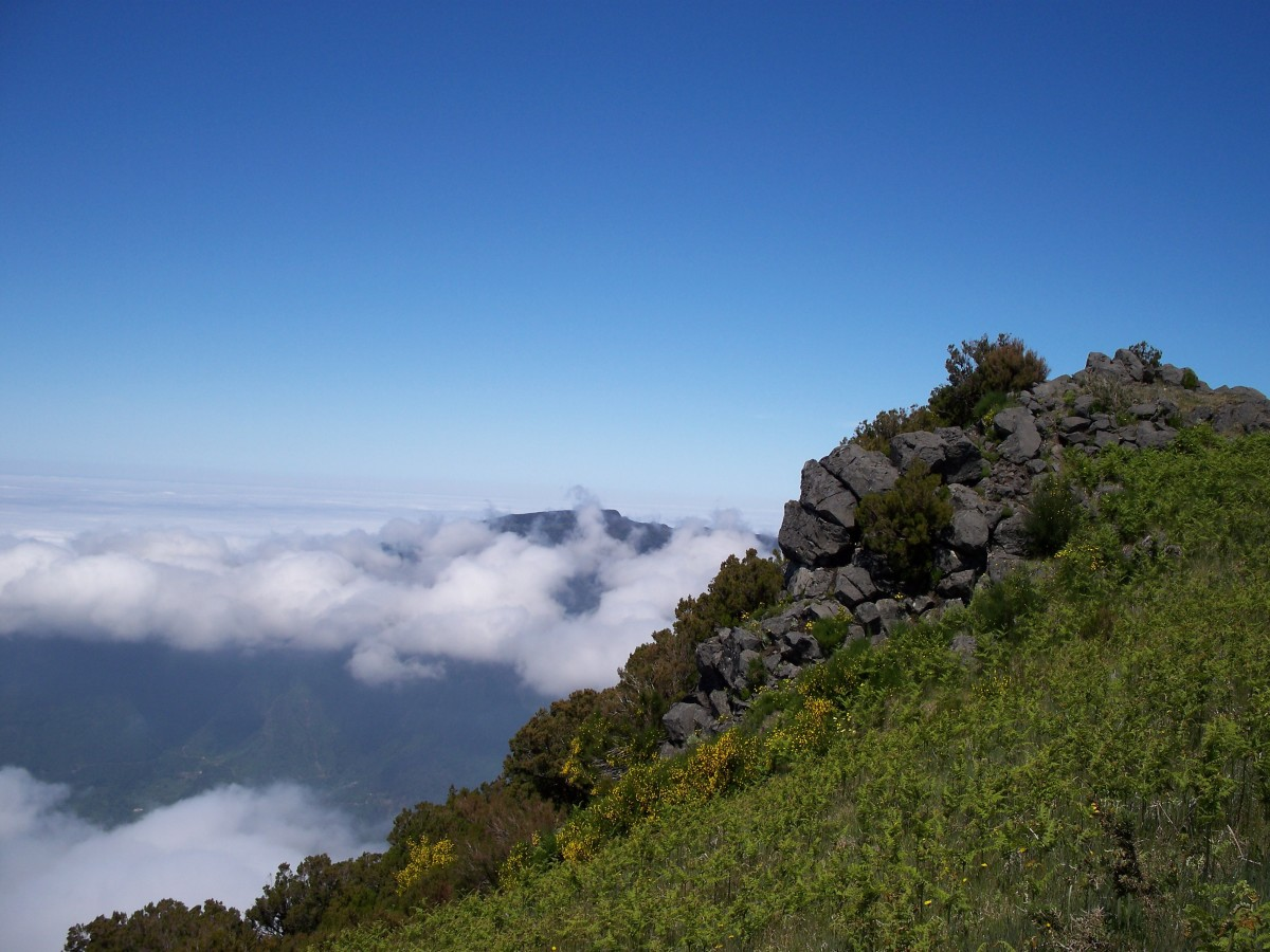 Above The Clouds, Madeira