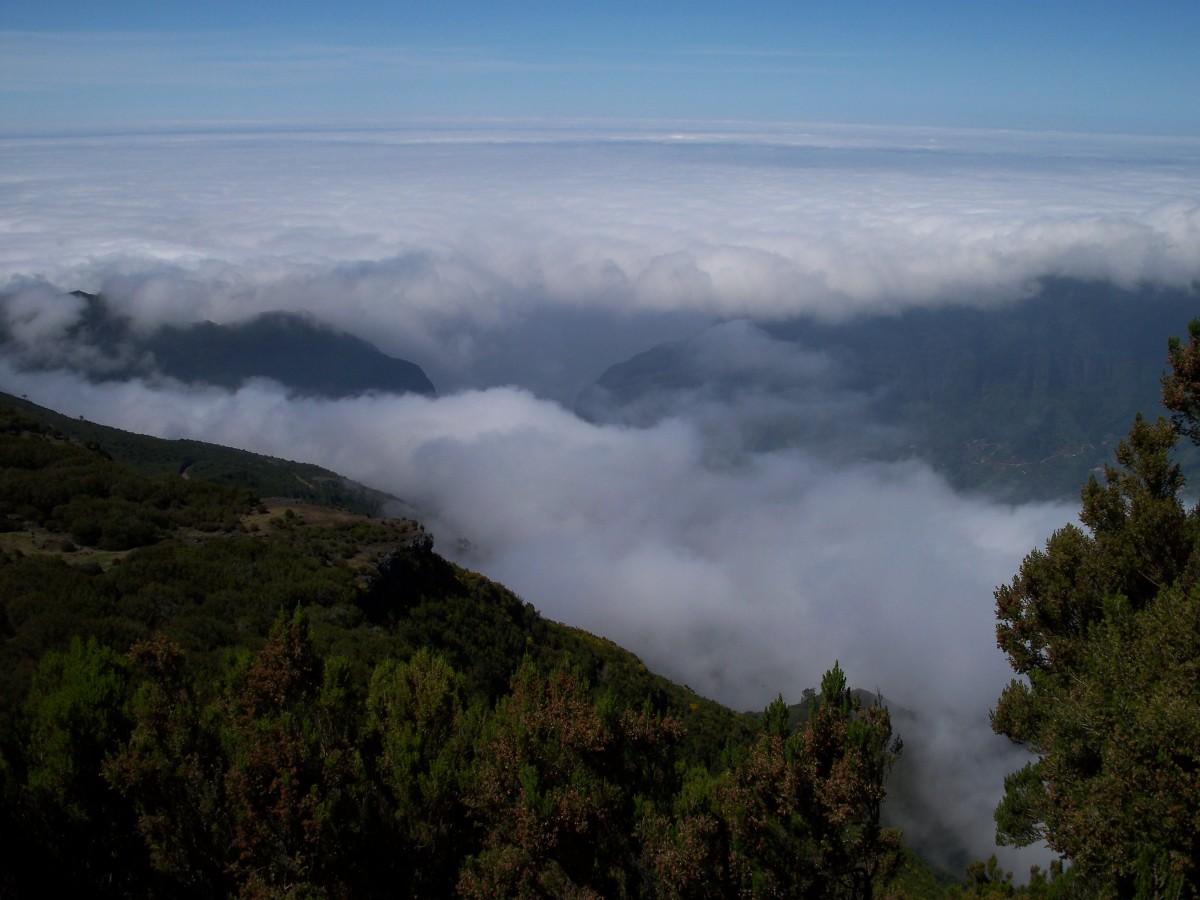 Views, Pico Do Arieiro