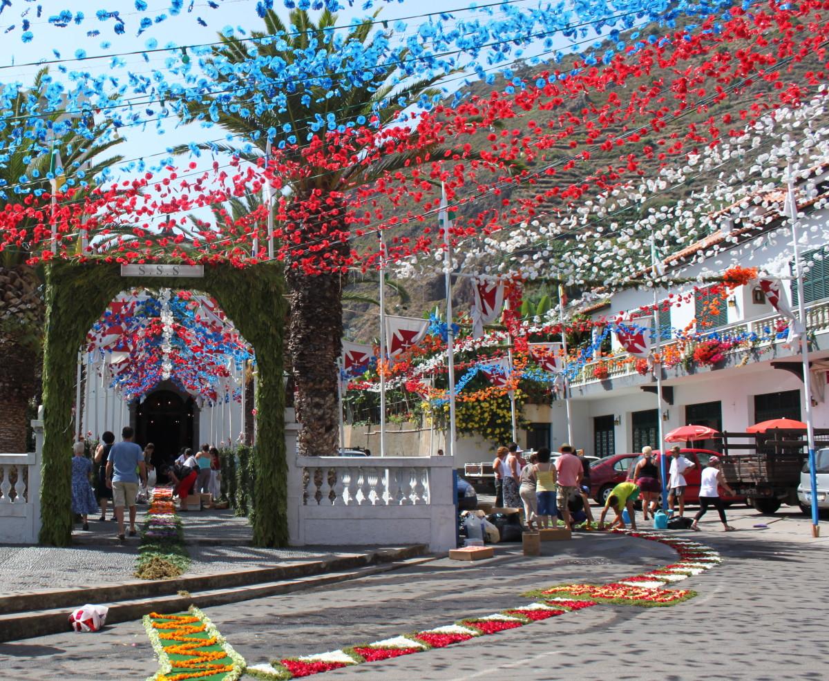 Summer Festivities in Madeira