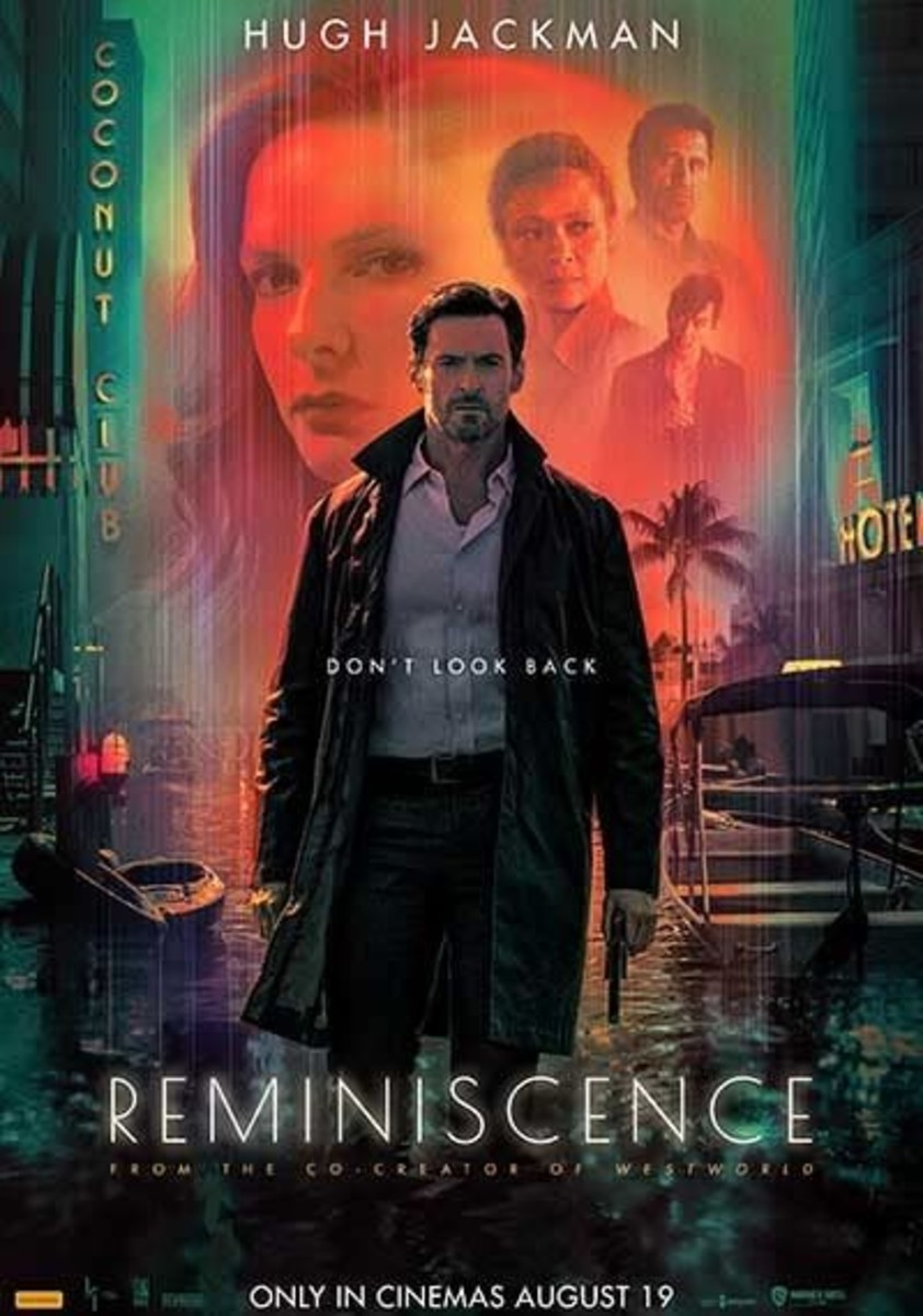 Movie Review : Reminiscence (2021)
