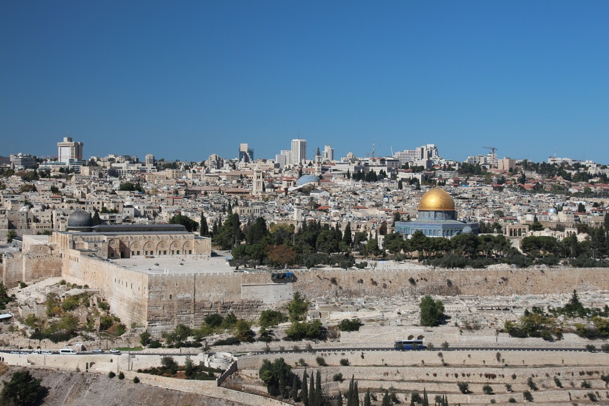 Jerusalem, the contested capital of the Jews