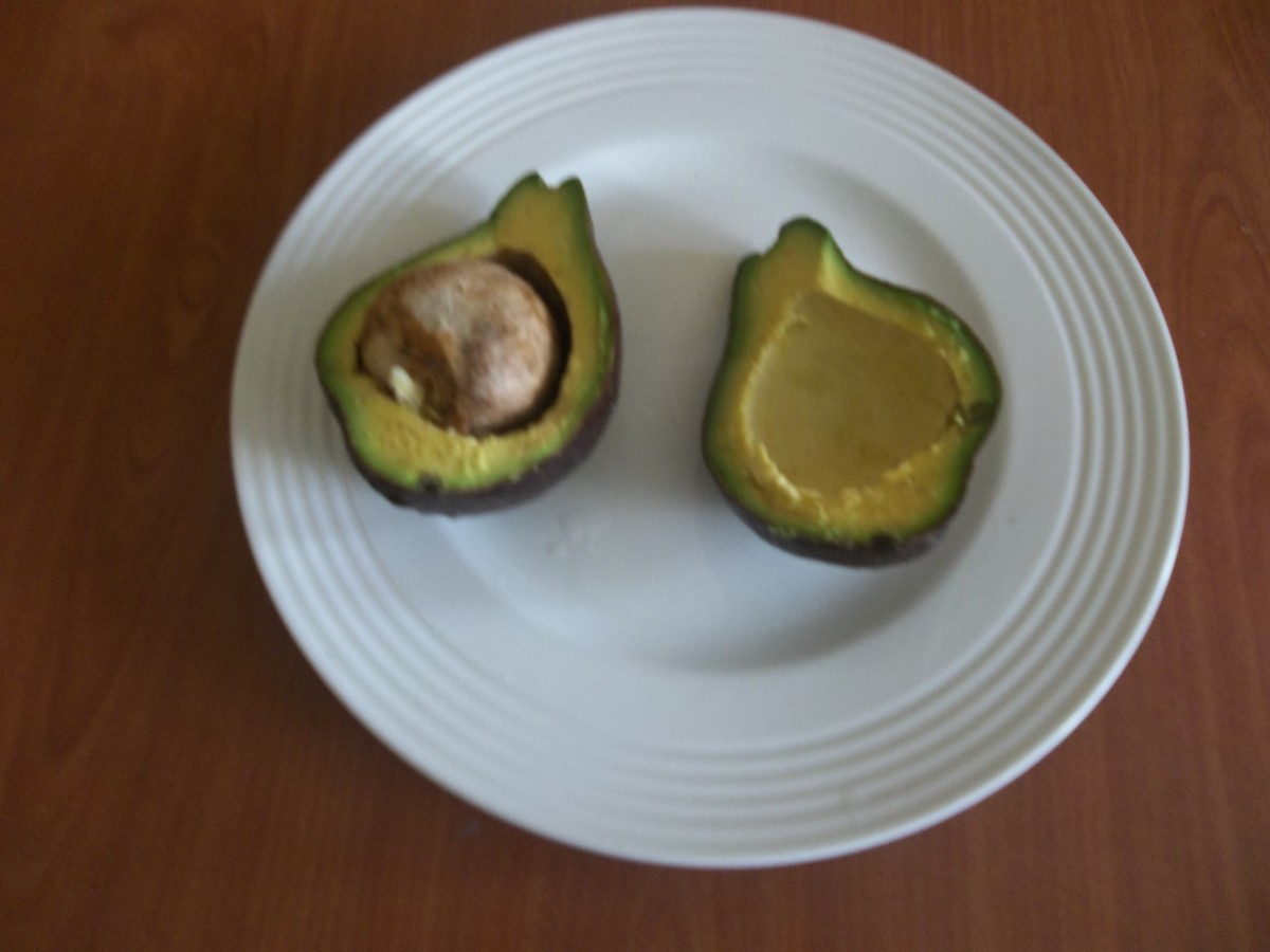 Avocado is 3% protein but 80% fat