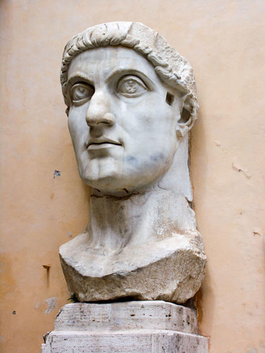 Roman Emperor - Constantine I