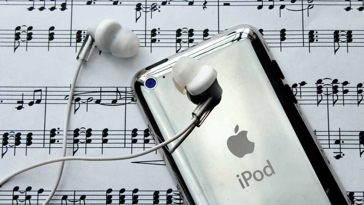 Music is a great motivator!