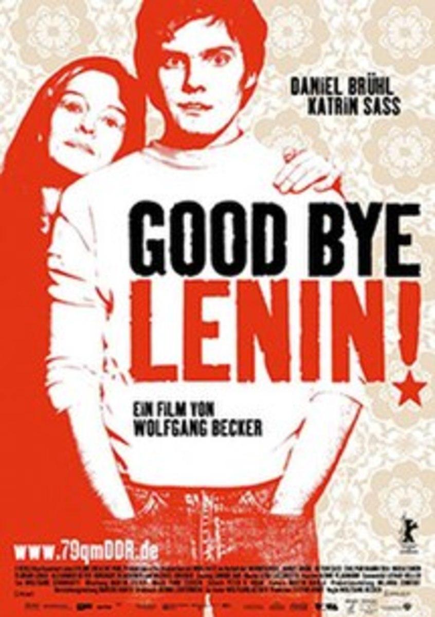 Goodbye, Lenin! (2003)   'Coca Cola is a socialist drink?'