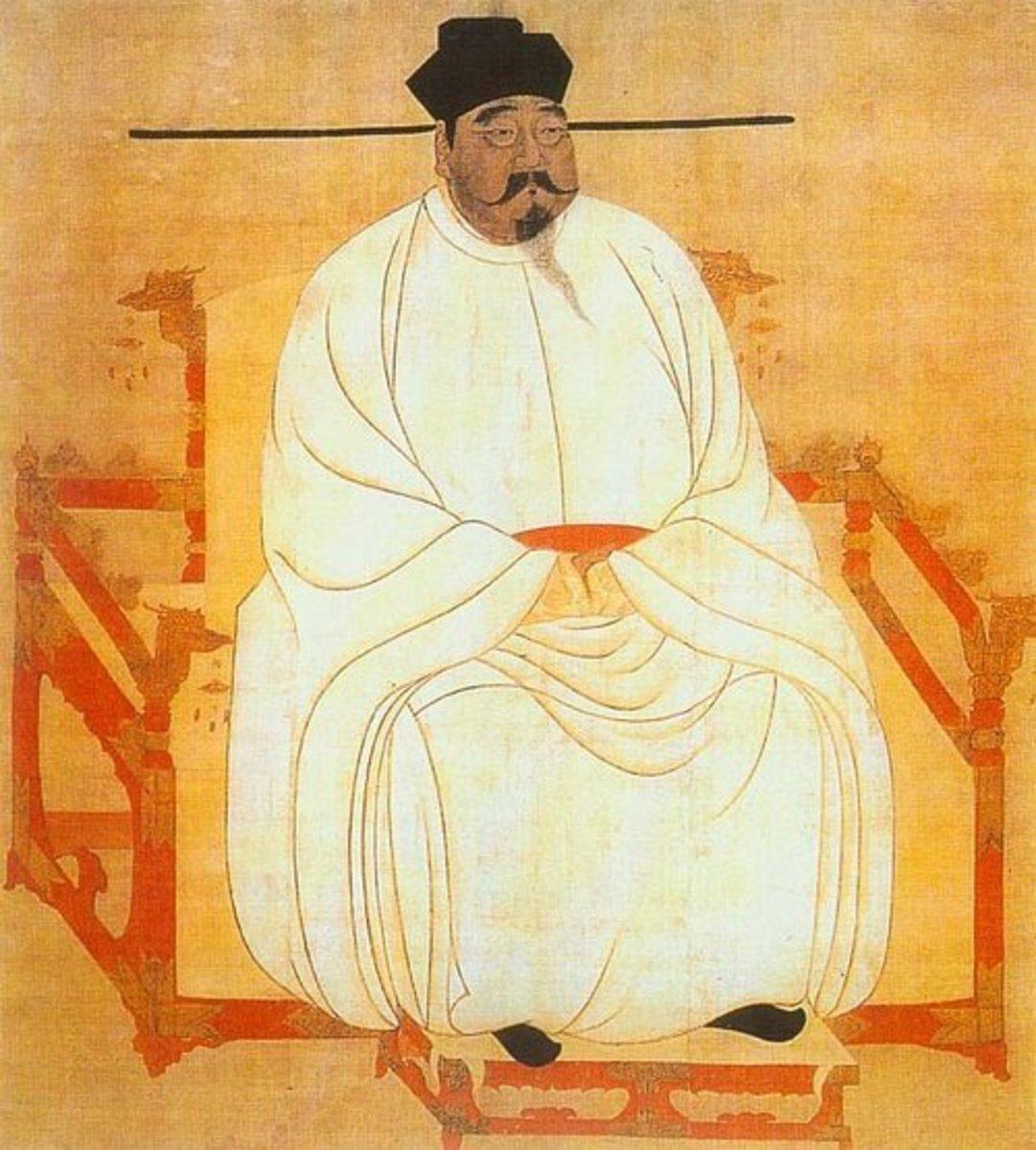The Song Emperor Taizu