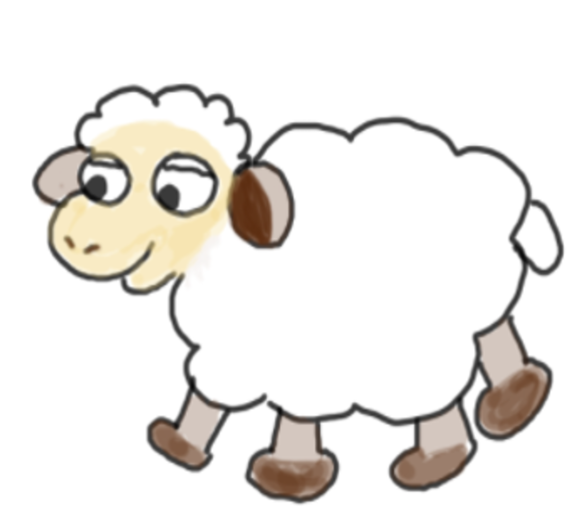 Billy, the Silly Sheep