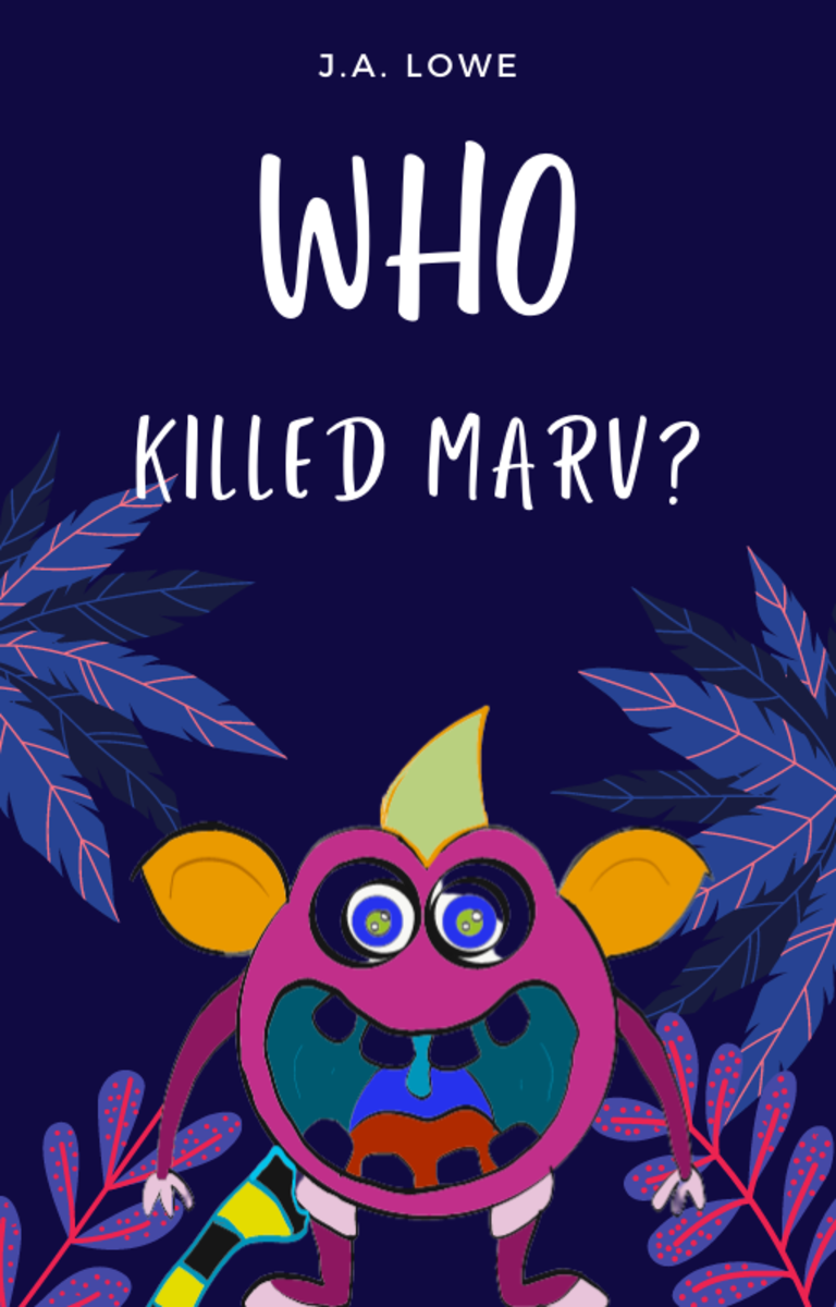 Meet Marv, an imaginary character murdered in real-life Chicago.