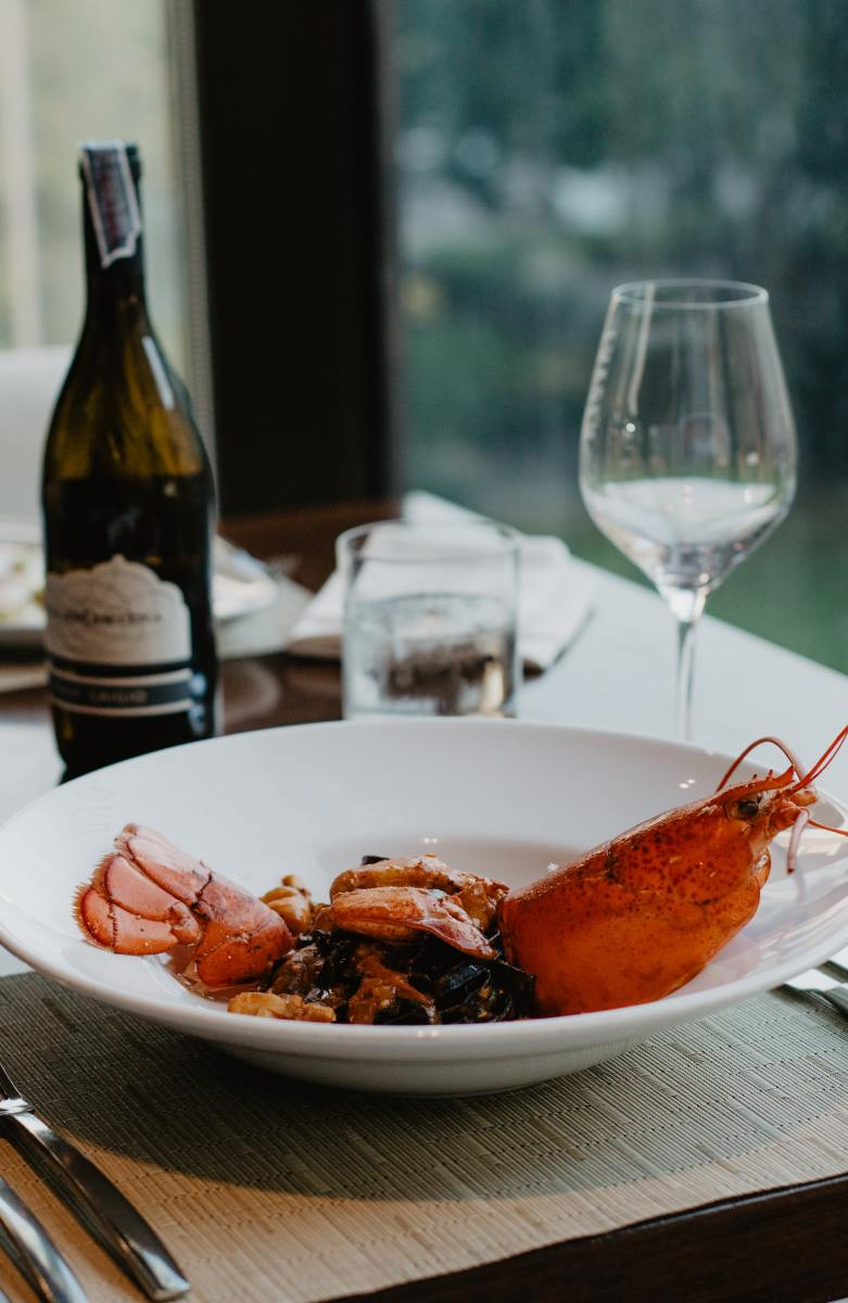 By the 1950s lobsters became the uncrowned king of seafood delicacy.