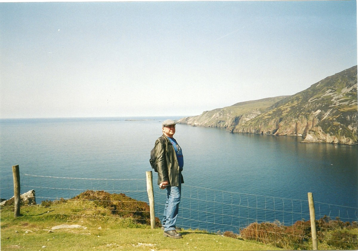 Slieve League, Co. Donegal