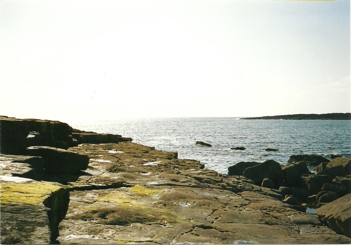 Beach in Co.Sligo