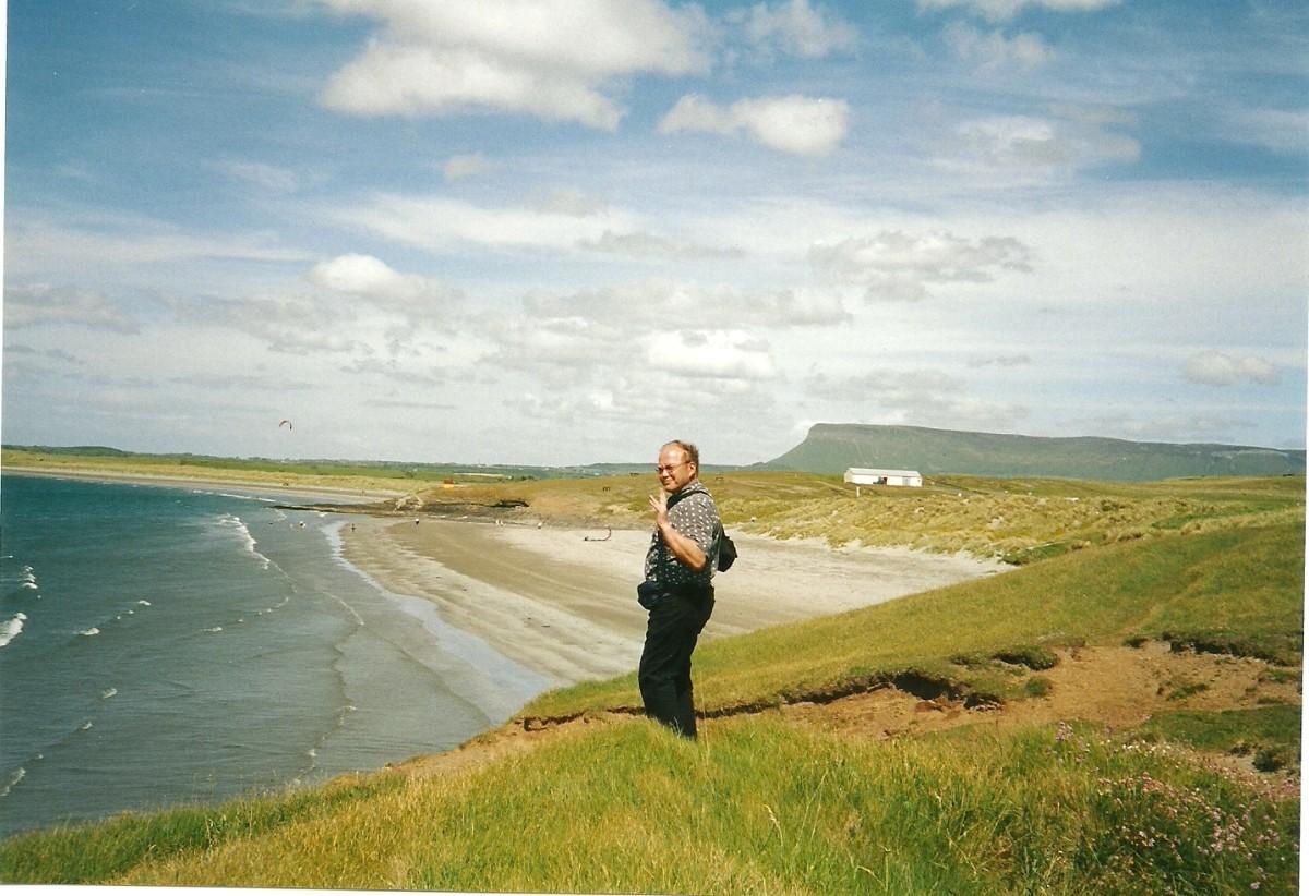 Beach near Ben Bulben, Co. Sligo