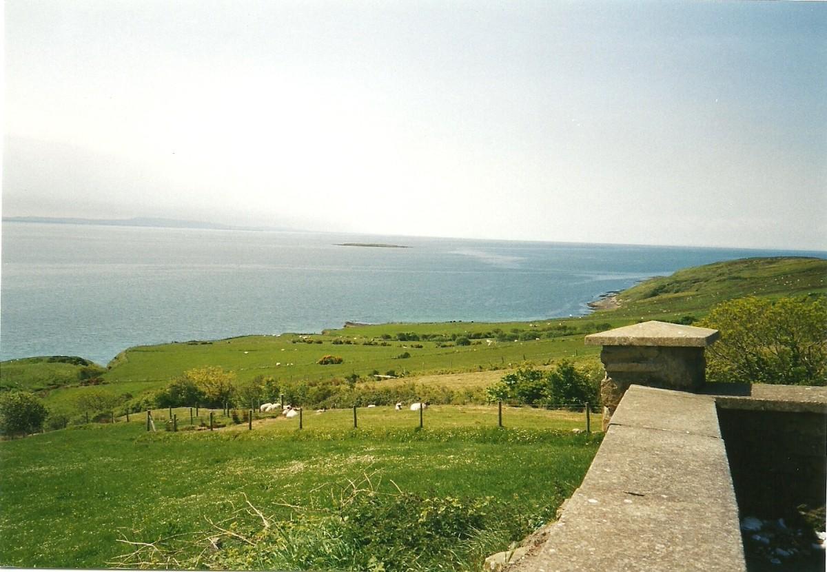 Atlantic Ocean, Co. Donegal