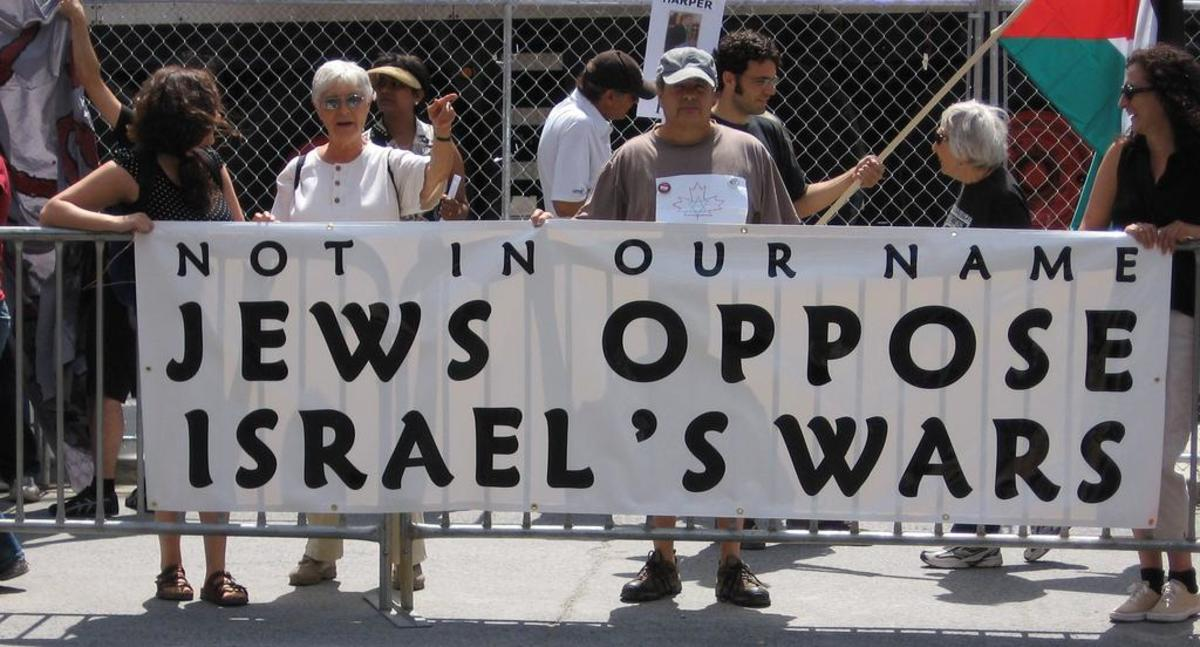 I doubt these anti-Zionists are anti-Semitic.