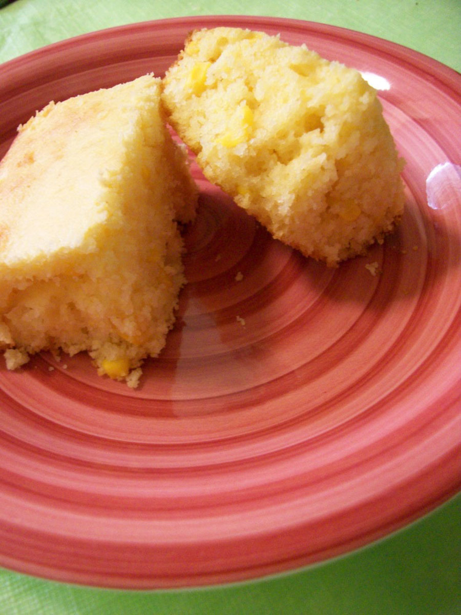 Gluten Free Cornbread Recipe - Easy and Low Fat