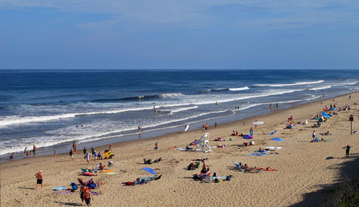 Nauset Beach, photo by Paul Keleher under Creative Commons 2.0.