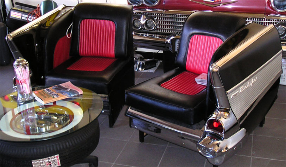 automobilia chairs