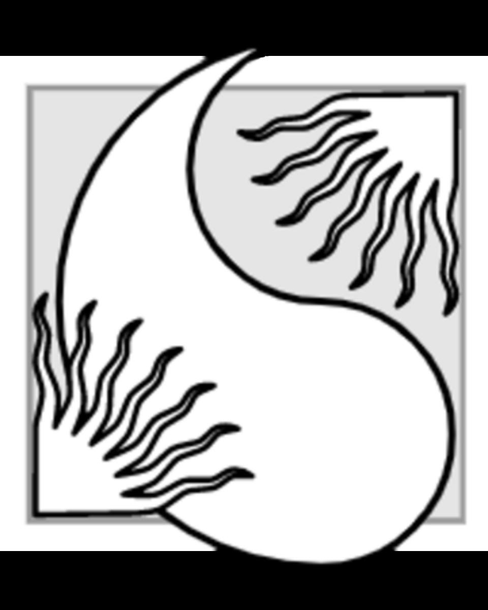 Meilyn's White Ajah symbol