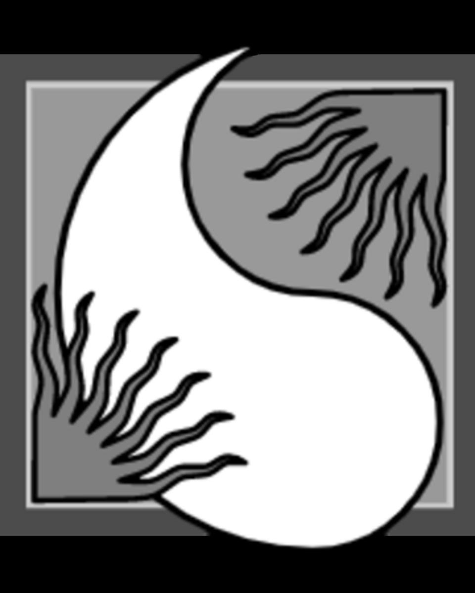 Mabriam's Gray Ajah symbol