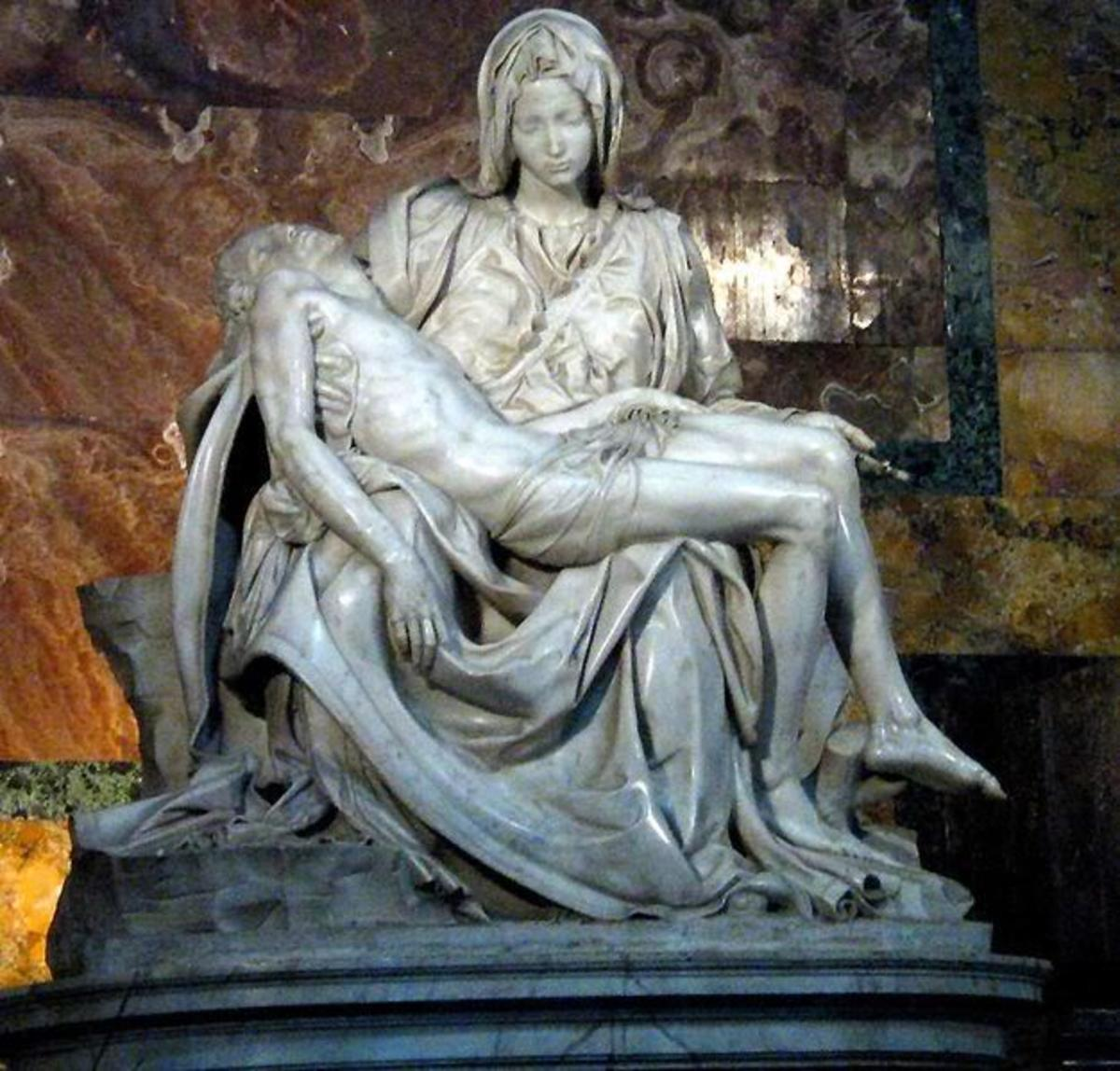 Tribute To Our Lady Comforter of the Afflicted~Mother of Jesus