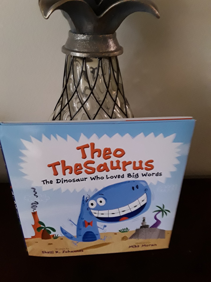 Introduce young readers to the use of a thesaurus