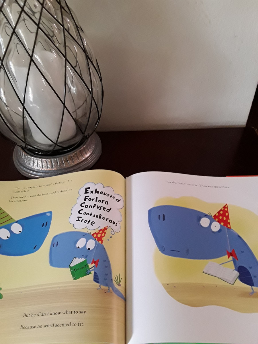 vocabulary-lessons-with-an-introduction-to-a-thesaurus-in-colorful-picture-book-for-young-readers