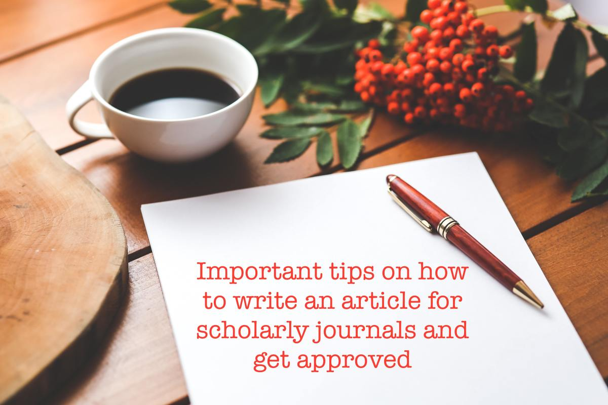 How to Write a Fascinating Article