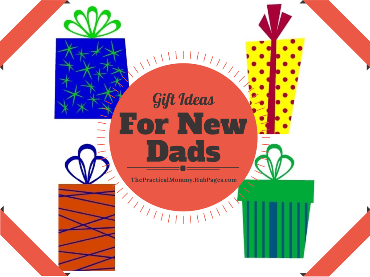 Gift Ideas for New or Expectant Dads